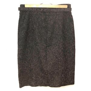 New York & Co. Gray Tweed Pencil Skirt